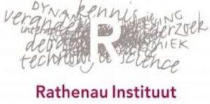 logo rathenau instituut