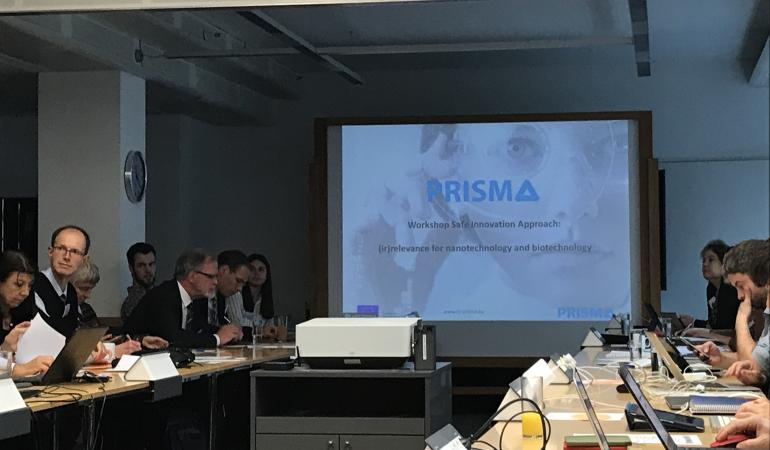 PRISMA stakeholder meeting in Berlin